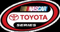NASCAR Toyota series logo