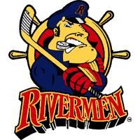 Peoria Rivermen (IHL) logo