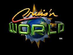 Cruis'n World (U) snap0000