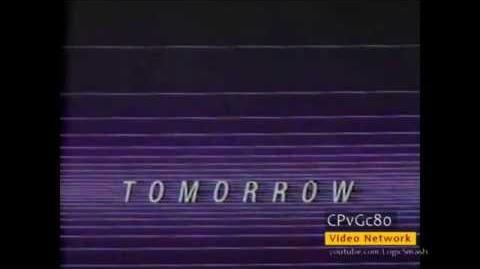 Tomorrow 90s (Bumper from SelecTV)
