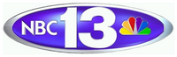 WVTM NBC 13 logo