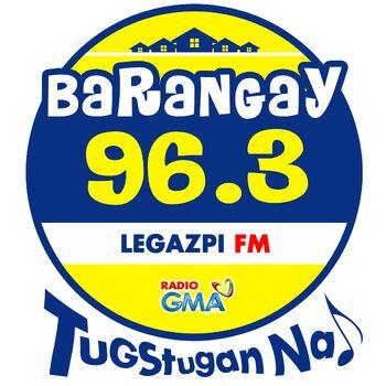 Barangay 963 Legazpi 2015logo