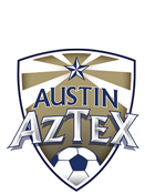 Austin Aztex logo (introduced 2014)