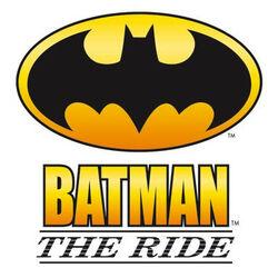 BatmanTheRidelogo