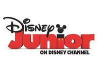 Disney Junior On Disney Channel Logo