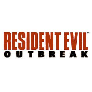 Resident evil outbreak logo