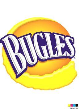 Bugles Logo B 4C