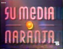 Su Media Naranja