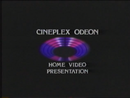 Cineplex Odeon Home Video