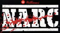 Narc videogame logo
