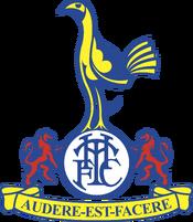 Tottenham Hotspur FC logo (1983-1995, 1999-2006)
