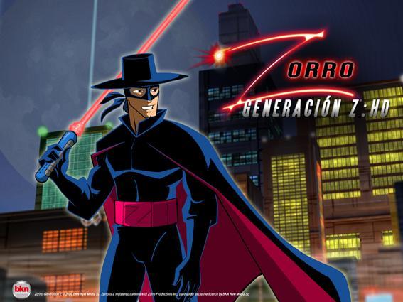 Zorro Generation Z Logo