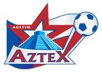 Austin Aztex logo (2008 season)