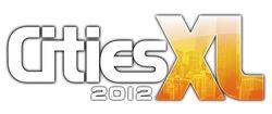 CitiesXL 2012 logo