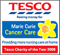 Tesco Charity of the Year 2008
