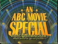 An ABC Movie Special with WBRC-TV 6 ID Bug
