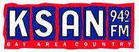 94.9 KSAN logo