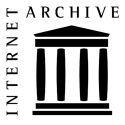 Internet Archive logo and wordmark