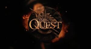 The Quest Intertitle