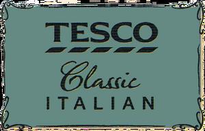 Tesco Classic Italian