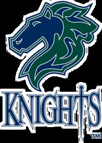 Charlotte Knights logo (1999-2013)