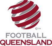Football Queensland logo