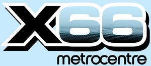 GNE X66 MetroCentre logo