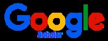 Google Scholar logo 2015