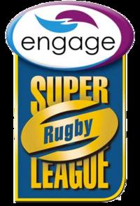 Engage Super League logo