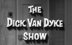 The dick van dyck show logo