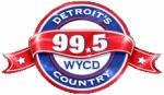99.5 Wycd logo