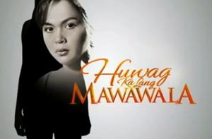 Huwag Ka Lang Mawawala title card