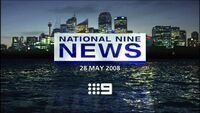 Tv expert national nine news 29 may 2008 8