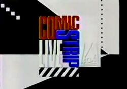 Comic strip live alt