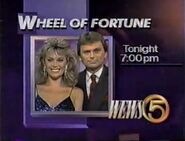WEWS Wheel of Fortune 1987