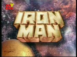1994 Iron Man Cartoon