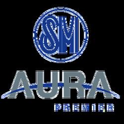SM Aura Premier Logo