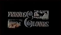 Paul Sand in Friends and Lovers title