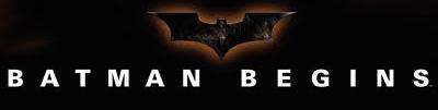 Batman begains logo