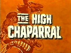 The high chaparral a