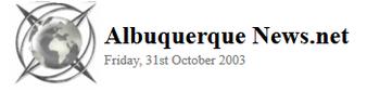 Albuquerque News.Net 2003