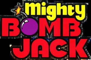 Mighty bomb jack logo by ringostarr39-d6b41gp