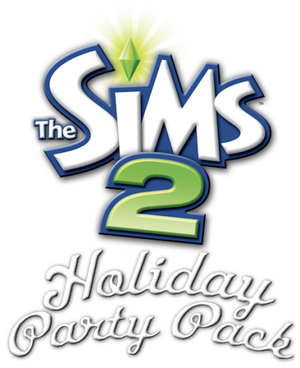 The Sims 2 - Holiday Party Pack