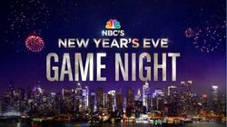 NBC's New Years Eve Game Night
