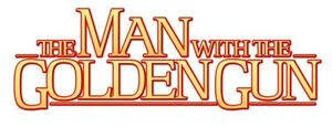 The Man With the Golden Gun Logo 2