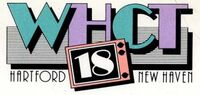 WHCT 18 logo