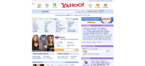 Yahoo Website 2006
