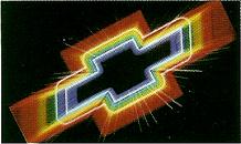 Chevrolet logo 1994