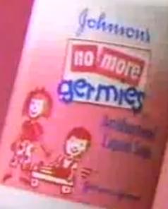No More Germies logo