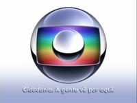 Globo Cidadania A gente vê por aqui logo 2008